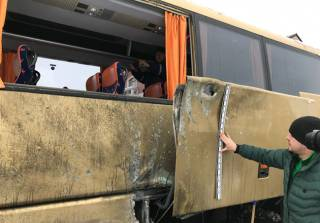 Источники в полиции рассказали, как именно взорвали польский автобус на Львовщине