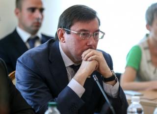 Луценко рассказал, как на него давят из-за дела Саакашвили
