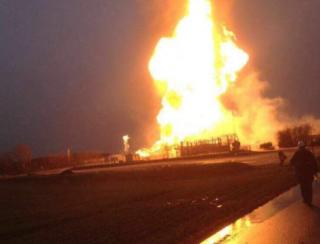 В Австрии взорвался газовый хаб. Около 60 пострадавших