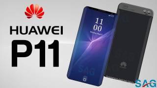 Huawei P11 будет похож на iPhone X