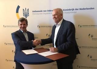 Ветераны АТО договорились с международными инвесторами о передаче Украине инновационных технологий в области АПК