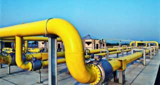 Взрыв в Австрии значительно снизил транзит газа через Украину