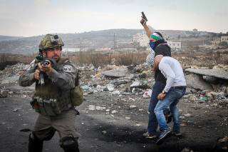Пытаясь усмирить палестинцев, израильские спецслужбы прибегли к помощи «псевдоарабов»