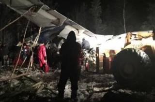 В Канаде потерпел крушение самолет с 23 пассажирами на борту