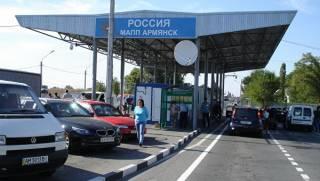 В Крыму ФСБшники задержали двоих украинцев, которых наши погранцы не могут идентифицировать