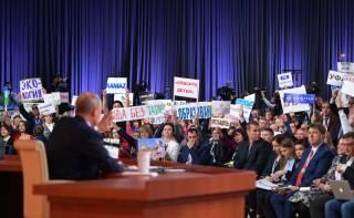 Путин соврал не раз, и не только об Украине: несколько важных моментов из выступления главы Кремля