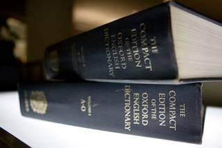 Оксфордский университет назвал слово года, по данным своего словаря