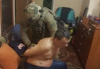 Наркогруппировка, в которую входили сотрудники полиции, задержана в зоне АТО