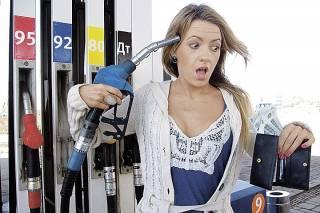 Цены на бензин в Украине бьют рекорды