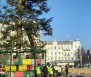 Кивляне будут праздновать Новый год, подстраиваясь под любителей акций и митингов