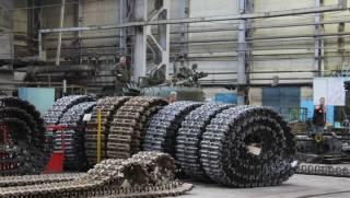 В Харькове злоумышленники, угрожая ножом сторожу, похитили со склада запчасти для танков