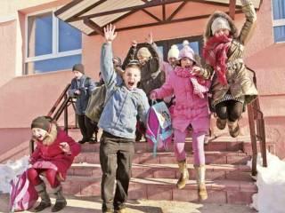 Киевским школьникам разрешили не ходить на занятия