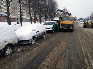 Киевским водителям пригрозили эвакуацией их «железных коней»