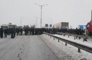Перекрытие дорог аграриями организованы украинофобом, который дружит с пиарщиками так называемой «Новороссии»