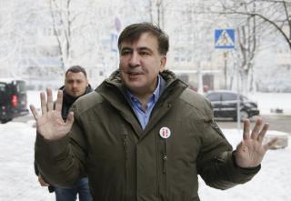 Саакашвили написал Порошенко еще одно письмо
