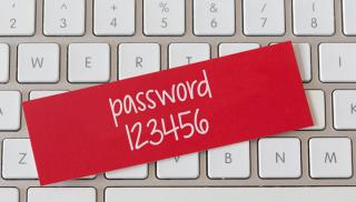 Названы самые ненадежные пароли в 2017 году