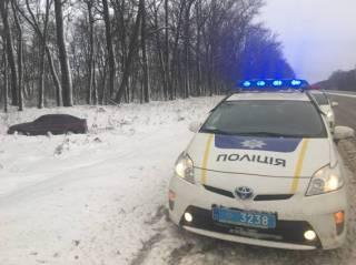 За сутки в Украине произошло более 1,3 тыс. ДТП. В Киеве установлен новый рекорд