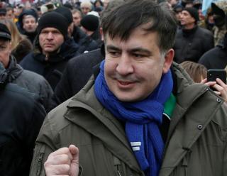 Саакашвили получил документы для выезда в Нидерланды, - СМИ