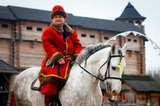 Новогодние праздники с размахом можно провести в «Парке Киевская Русь»