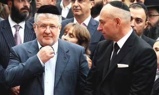 Суд Лондона арестовал активы Коломойского и Боголюбова по всему миру