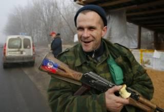 В «ДНР» российский наемник убил сотрудника «министерства госбезопасности»