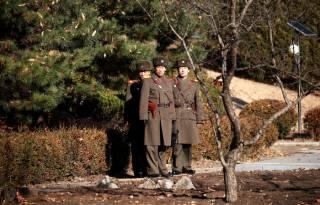 Очередной солдат убежал из Северной Кореи в Южную
