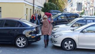 Депутаты разрешили полиции штрафовать неправильно припаркованные автомобили по фотографиям