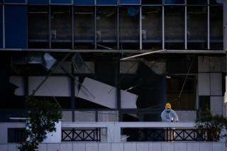 В Афинах и Лондоне прогремели взрывы