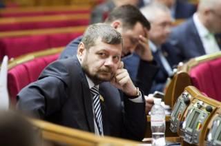 Мосийчук сообщил об обысках НАБУ у своих «близких друзей»