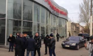 Поговаривают, что стрельбу в Одессе устроили бывшие бойцы «Айдара»