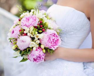 Подсказка при выборе свадебного букета
