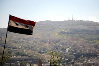Россия начала формировать постоянные военные базы в Сирии