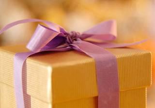 Американцы подарили на Рождество своему министру финансов целую коробку навоза