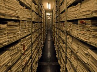 Из британского архива исчезли правительственные документы