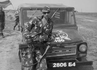 Украинский арсенал: ТПК - ЛуАЗ-967 «Волынь»