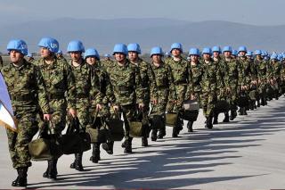 Россия категорически против миротворцев ООН на границе с Донбассом