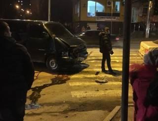 В Ивано-Франковске пьяный священник устроил ДТП и убежал