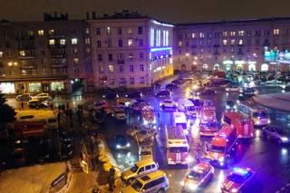 В питерском магазине прогремел взрыв. Пострадали 10 человек