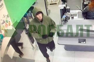Мужчина «среднеазиатской наружности», который мог устроить взрыв в Санкт-Петербурге, попал в объектив камеры