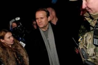 Информагентство «Франс Пресс» высоко оценило роль Виктора Медведчука в освобождении украинских пленных