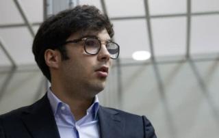 Сын Шуфрича, сбивший человека, получил год условно. Помог миллион гривен