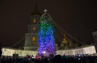 Стало известно, как будут развлекать киевлян возле главной елки страны