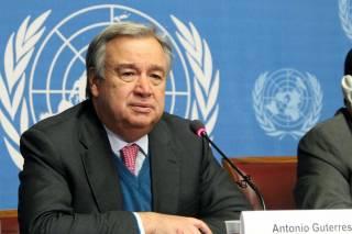Генсек ООН по случаю Нового года обратился к миру с сигналом тревоги