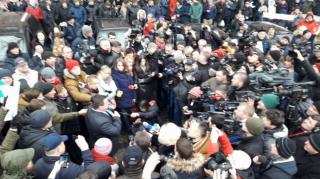 Убийство Ноздровской: активисты едва не побили главу облполиции и решили тоже участвовать в расследовании