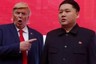 Трамп померился размерами ядерной кнопки с Ким Чен Ыном