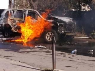 Украина вошла в тройку европейских стран с высоким риском терактов