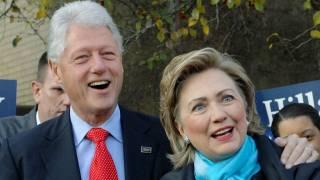 В Нью-Йорке горело помещение Секретной службы Клинтонов