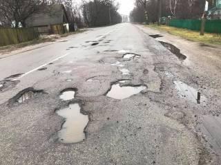 Чиновники уже и сами прозревают от ям на дорогах