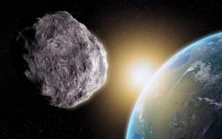 Геологи нашли следы столкновения Земли с гигантским астероидом