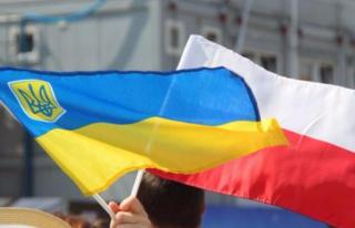 В Польше украинцев заставляют носить желто-синюю униформу